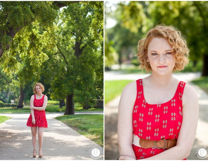 Kansas City High School Senior Photographer | 2015 Senior Katie