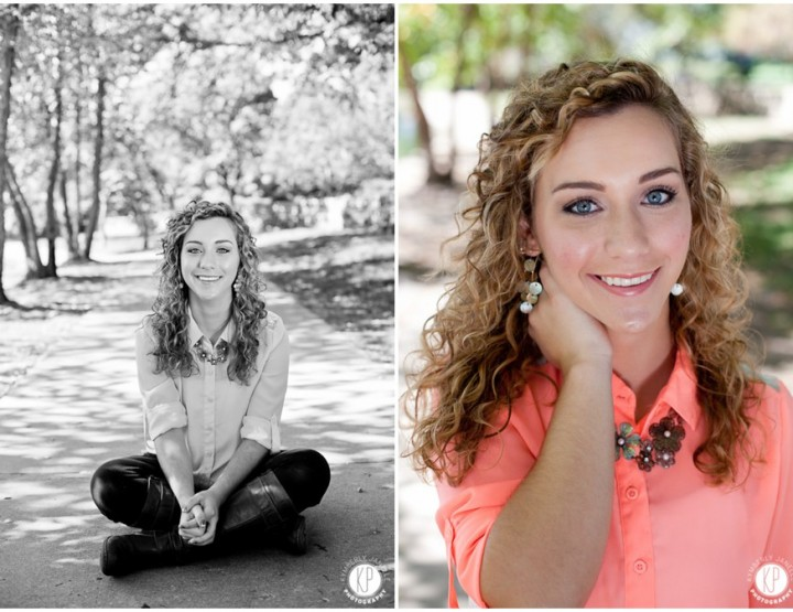 Kansas City High School Senior Photographer | Class of 2015 Alexa
