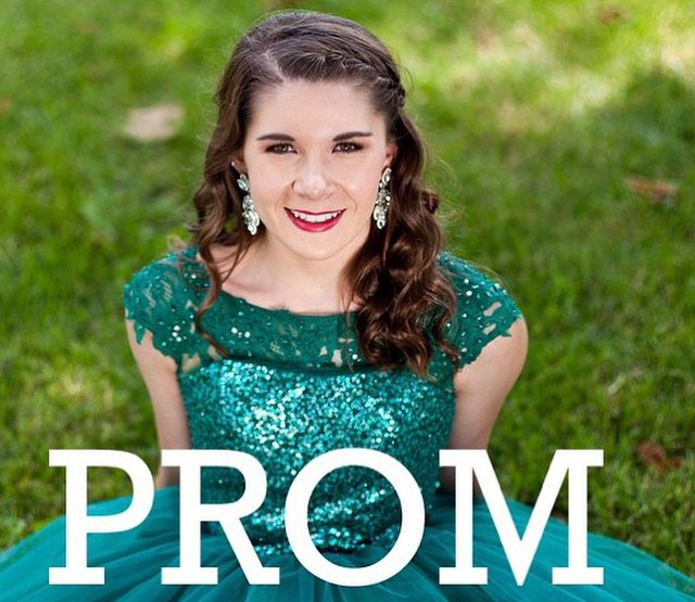 Kansas City Senior Prom Mini Sessions
