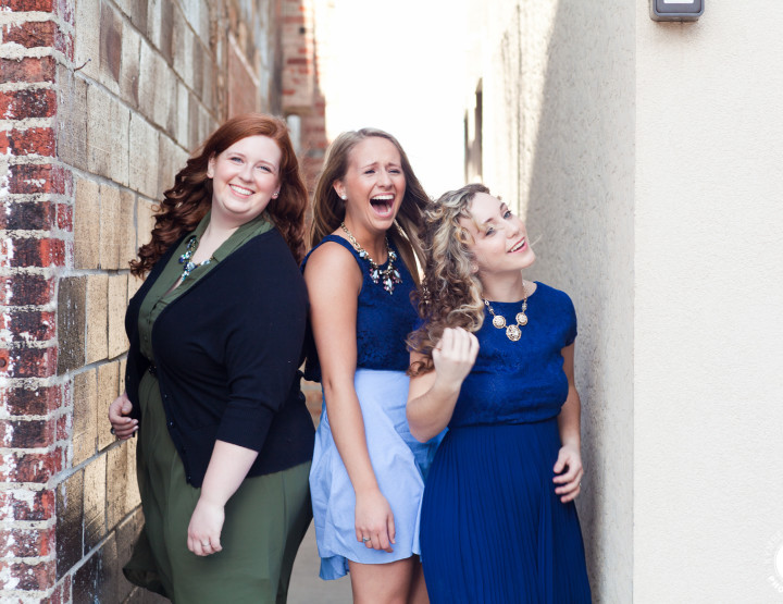Kansas City Senior Photographer | BFF Shoot
