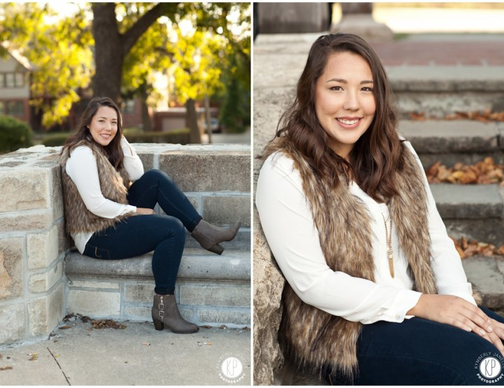 Kansas City Senior Photographer | Sneak Peek | Hannah