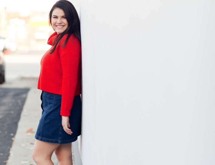 Kansas City High School Senior Photography | 2016 Senior Maria