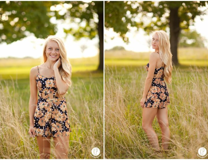 Kansas Senior Photographer: Sneak Peek: Maggie
