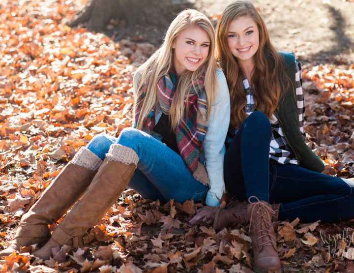 Kansas City Senior Photographer | Best Friend Session